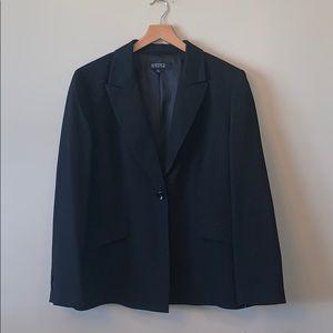 Kasper NWT Black Suit Jacket